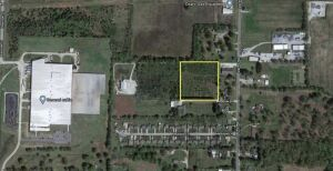 3.94 Acre Tract - Zoned Agriculture
