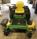 2008 John Deere Z445, 54-in Deck EZTrak Zero-Tur Mower 295 Hours