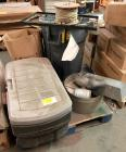 Pallet W/Rubbermaid Box of Various Pieces, Spool of Rope & Many LED Lamp E345134