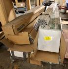 Pallet of 3 Boxes Lamp Tracker Tri-Guard 4' Lights, 1 Box Philips 1 Uline, & Bundle Misc. Lights