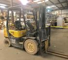 Daewoo G-25E Forklift L.P. Converted to Gas 4500LB Capacity