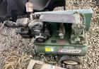 Speedaire Dayton Electric Air Compressor Unknown Condition