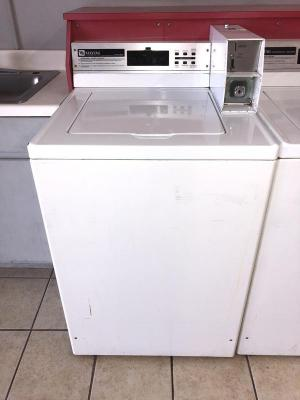 Maytag 10lb MAT12PDDAW Washing Machine