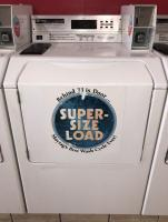 Maytag 18lb MATT21PDAWW Washing Machine