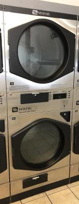 2004 Maytag Stack Natural Gas Dryer