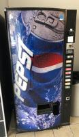Coin Pepsi Can Vending Machine