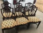 6 Duncan Phyfe Style Chairs