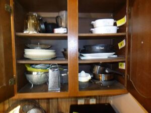 Corningware, Collanders, Misc. Items