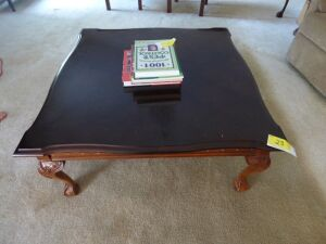 Coffee Table (Books NOT included)
