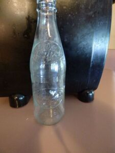 Old Dr. Pepper Bottle 10 oz.