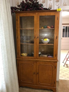 China Cabinet (contents not included)