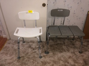 Shower Chairs (2)