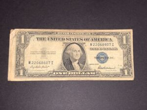 6 - 1935 $1 Silver Certificates