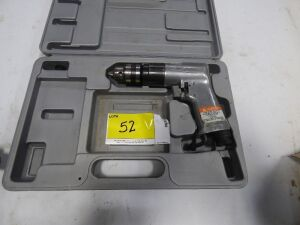 Blue Point 3/8 Air Drill with Case