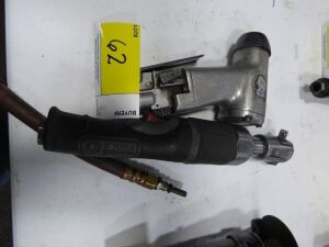 "Impact Wrench 3/8"" and MATCO 3/8"" Air Ratchet"