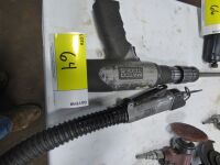MATCO Pneumatic Air Hammer and MATCO Air Saw