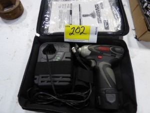 Matco 12V Lithium Impact Wrench New in case