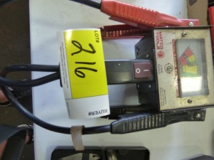 Matco Battery Load Tester