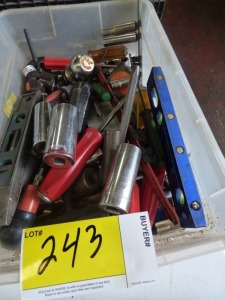 Large Assortment of Various Hand Tools