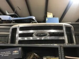 FORD Super Duty Grill