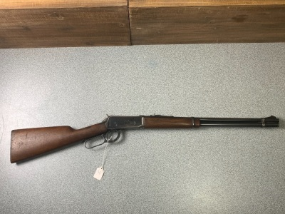 Winchester Model 94 30-30 (Purchased at Cross Canyon store)