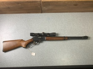 Marlin Model 336 30-30 Win (Weaver Scope)