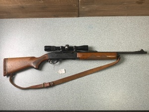 Remington Woodsmaster Model 742 .30-06 742 Carbine