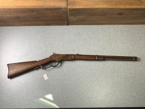 1874 Winchester Lever Action - Rough