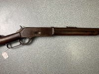 1881 Winchester Model 1876 45-60 King's Improvement - 4