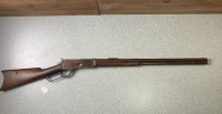 1881 Winchester Model 1876 45-60 King's Improvement