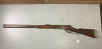 1881 Winchester Model 1876 45-60 King's Improvement - 2