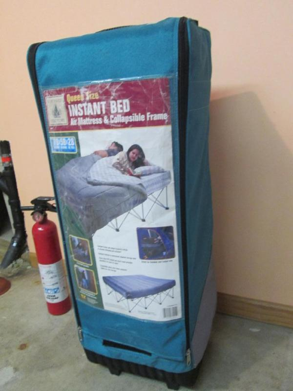 Pm Cdt, Instant Bed Frame Queen Size