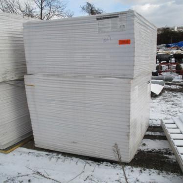 AC foam roof insulation - 4'x4'x2