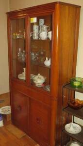 China Cabinet ( contents not included)