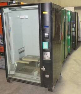 (11) Various vending machines ( non-operating)