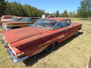 1960 Chevy Impala (Title) - 2 door sport coupe