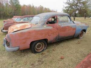 1953 Chevrolet (Bill of Sale ONLY)