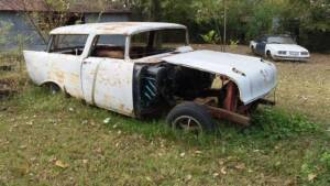1957 Chevy Nomad ( bill of sale only) Pick up location ( Paragould, Arkansas)