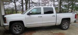 2014 Chevrolet Crew-Cab Z-71 -LTZ - Loaded ! - ONLY 2,481 miles.