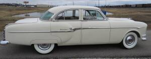 1953 Packard Clipper Deluxe Touring Sedan - Vehicle # 2662 6252