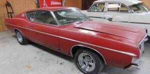 1968 Ford Fairlane Fastback - 6 cyl. automatic
