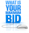 What is a Max Bid ?