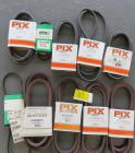 10 Misc. Lawn Mower Belts