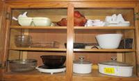 Casserole Dishes, Cast Iron Skillet, Bowls, and More