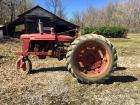 1950 Farmall H Tractor ( will trun over, not starting)