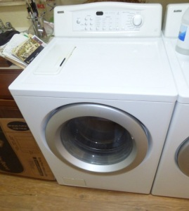 Kenmore Heavy Duty Front Load Washing Machine
