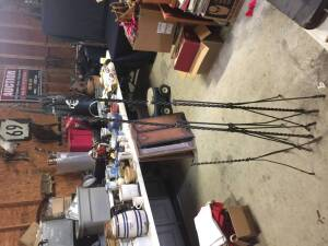 Antique Lightning Rods
