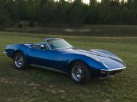 1970 Corvette Stingray odometer reads 16,500 miles! - Matching  Numbers - 350/327  # 194670S408710