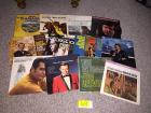Various Vintage Records including George Jones, Conway Twitty & More