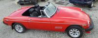 1975 MGB- 50th Anniversary Edition- Restored- New Transmission, New rear end